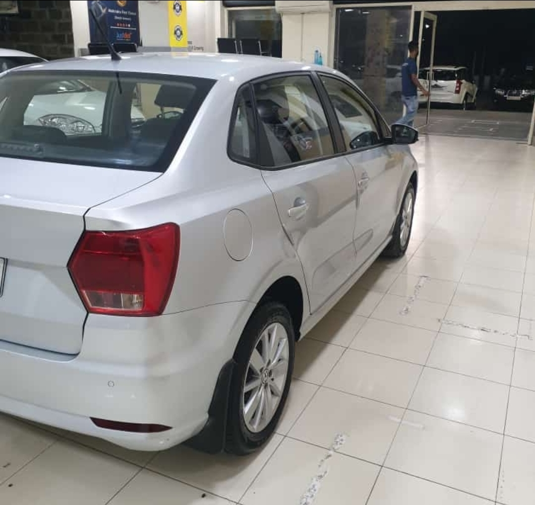 2019 Used VOLKSWAGEN AMEO CUP EDITION PETROL