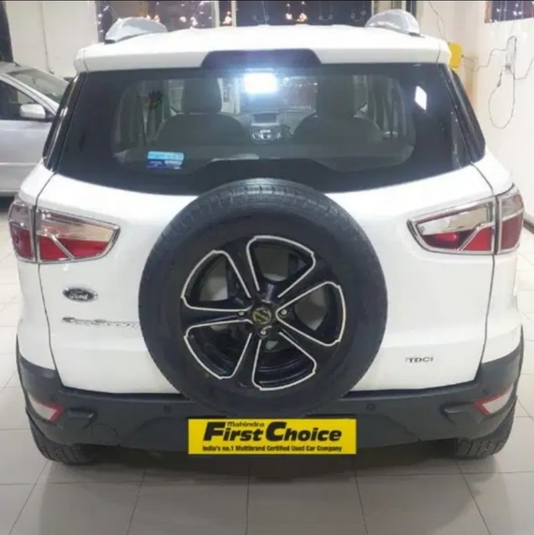2017 Used FORD ECOSPORT AMBIENTE 1.5 TDCI