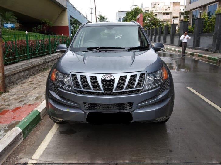 2012 Used Mahindra Xuv500(2011_2015) W8 AWD