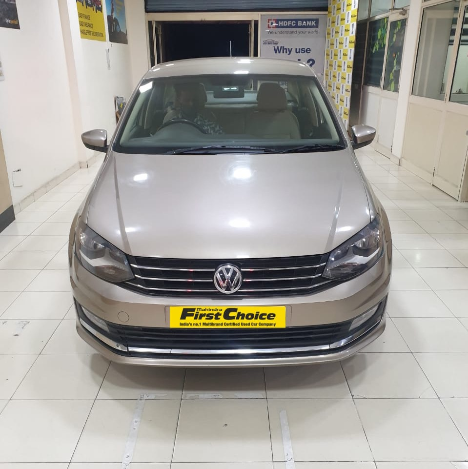 2015 Used Volkswagen Vento HIGHLINE PETROL AT