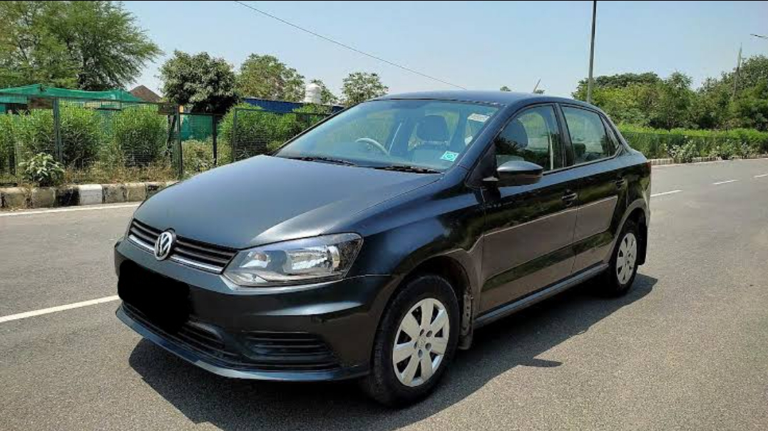 2018 Used Volkswagen Ameo TRENDLINE DIESEL