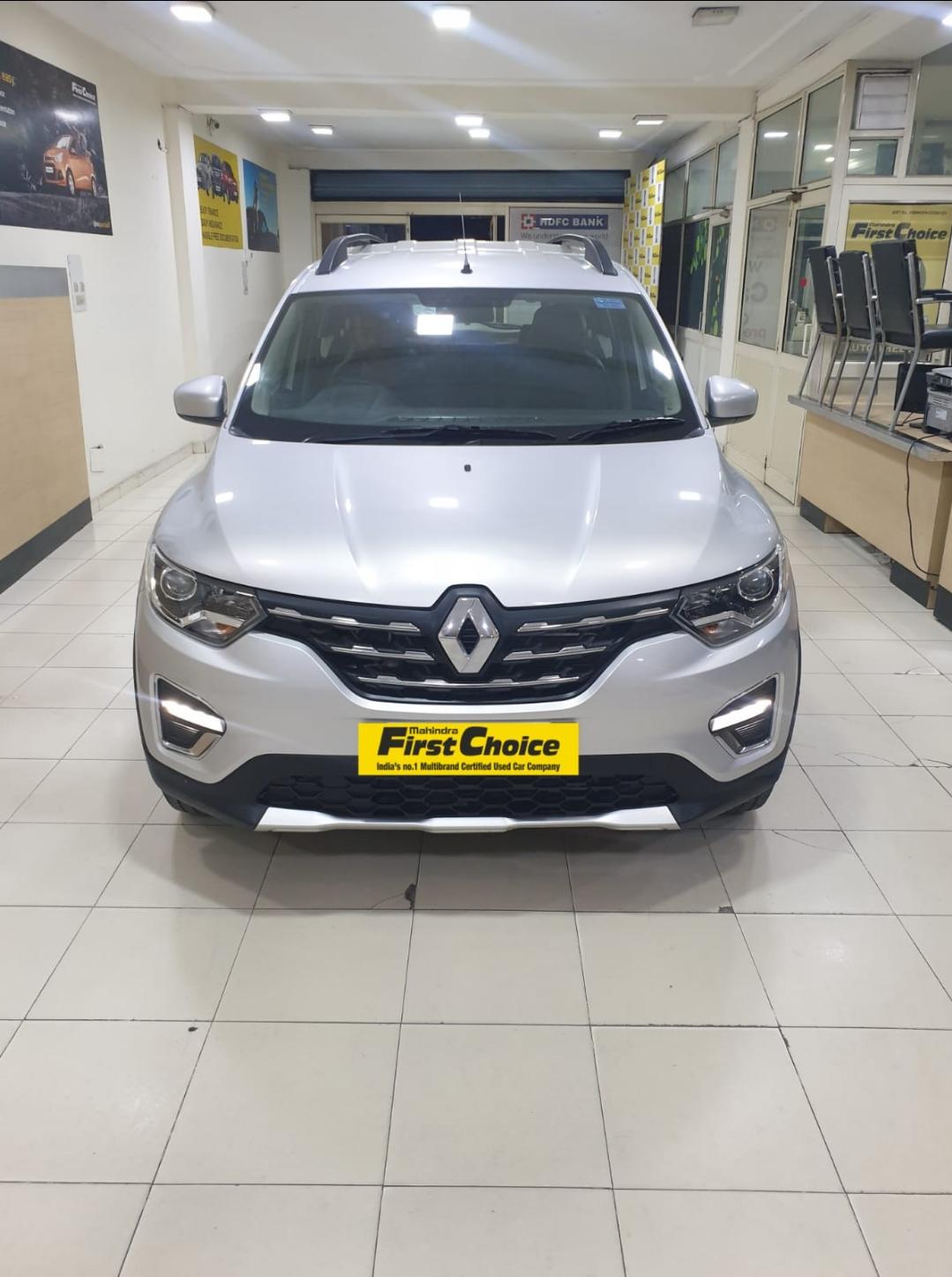 2020 Used Renault Triber RXZ