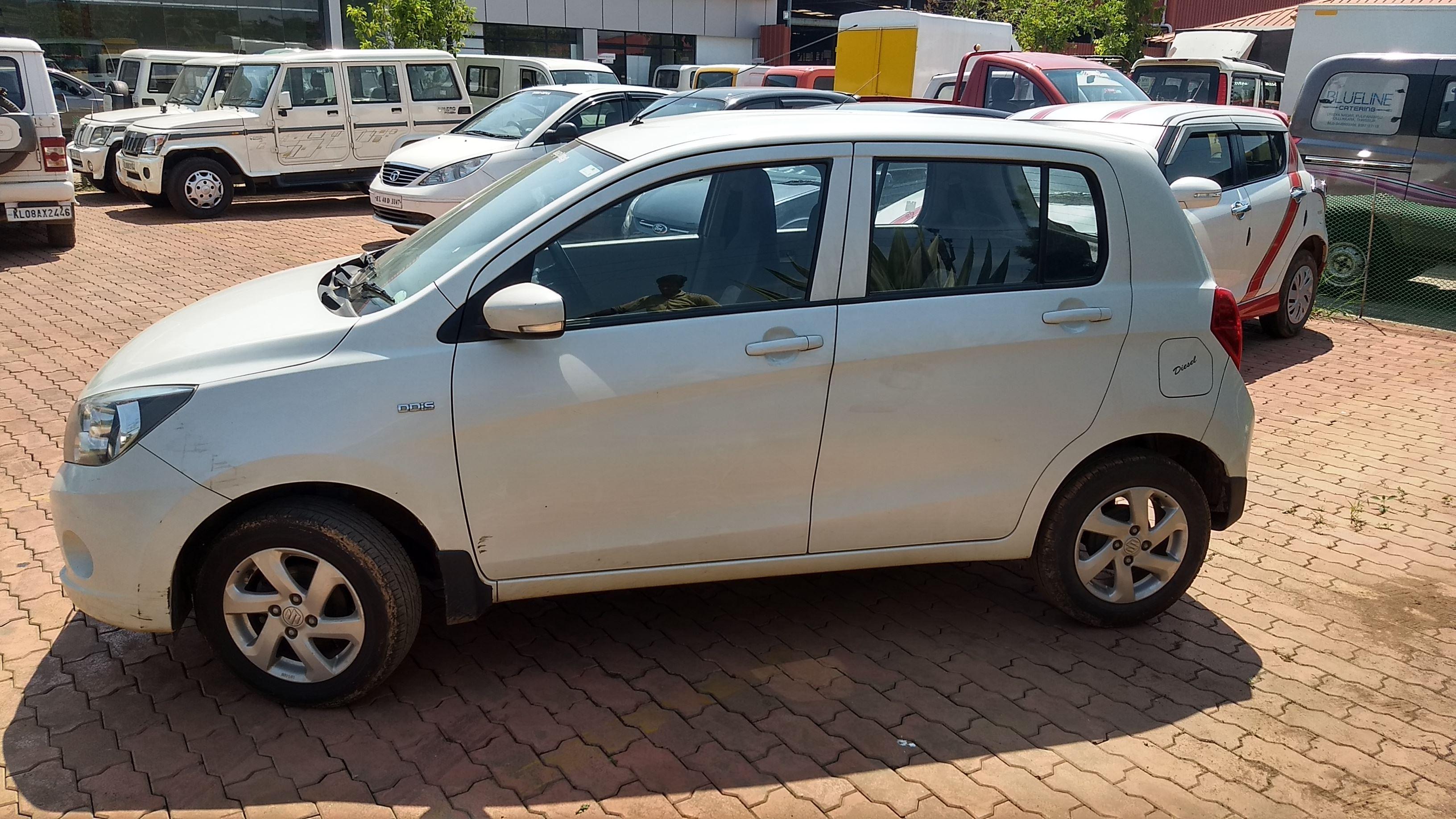 2015 Used Maruti Suzuki Celerio ZDI OPT