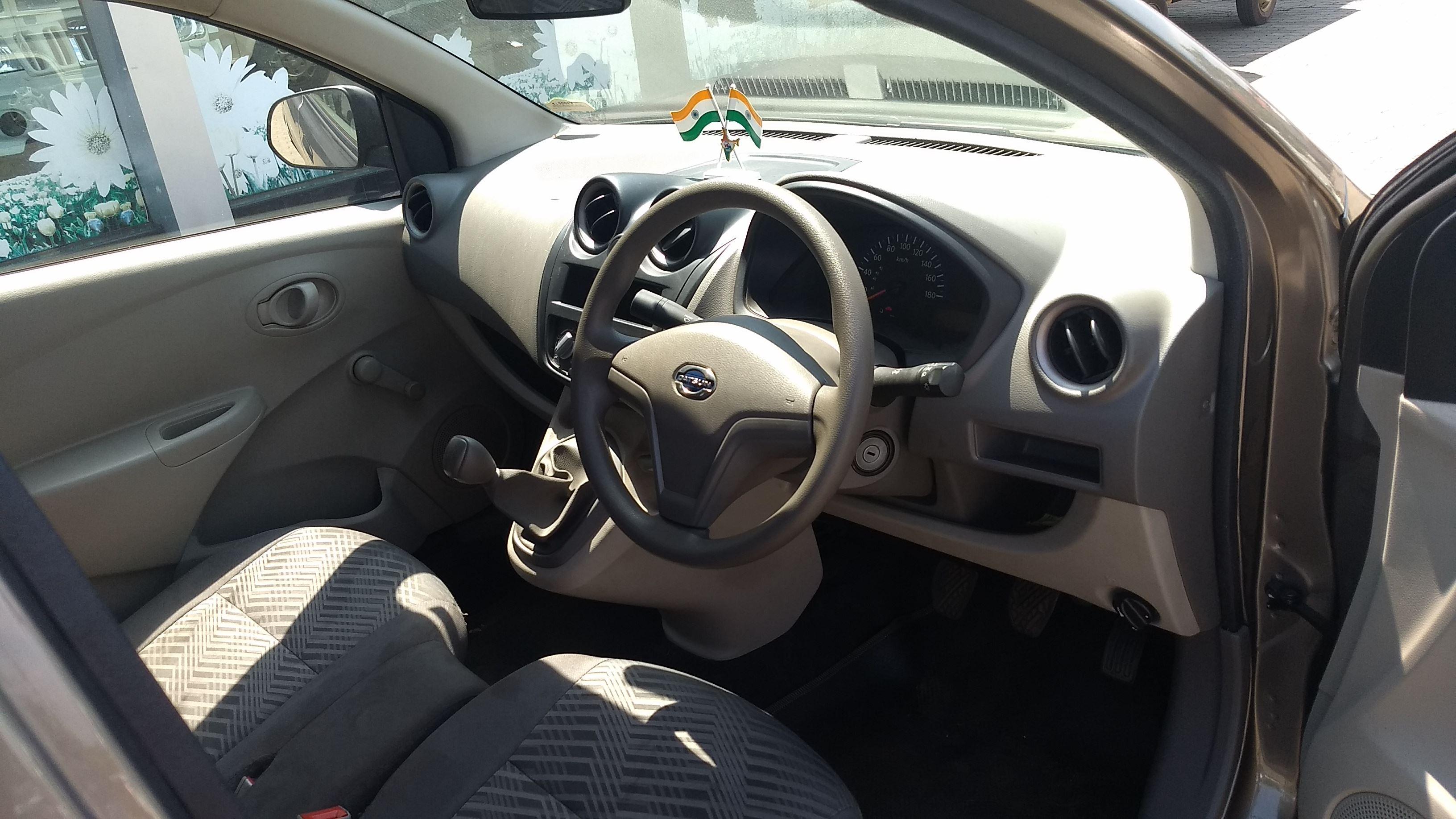 2016 Used Datsun Go Plus A