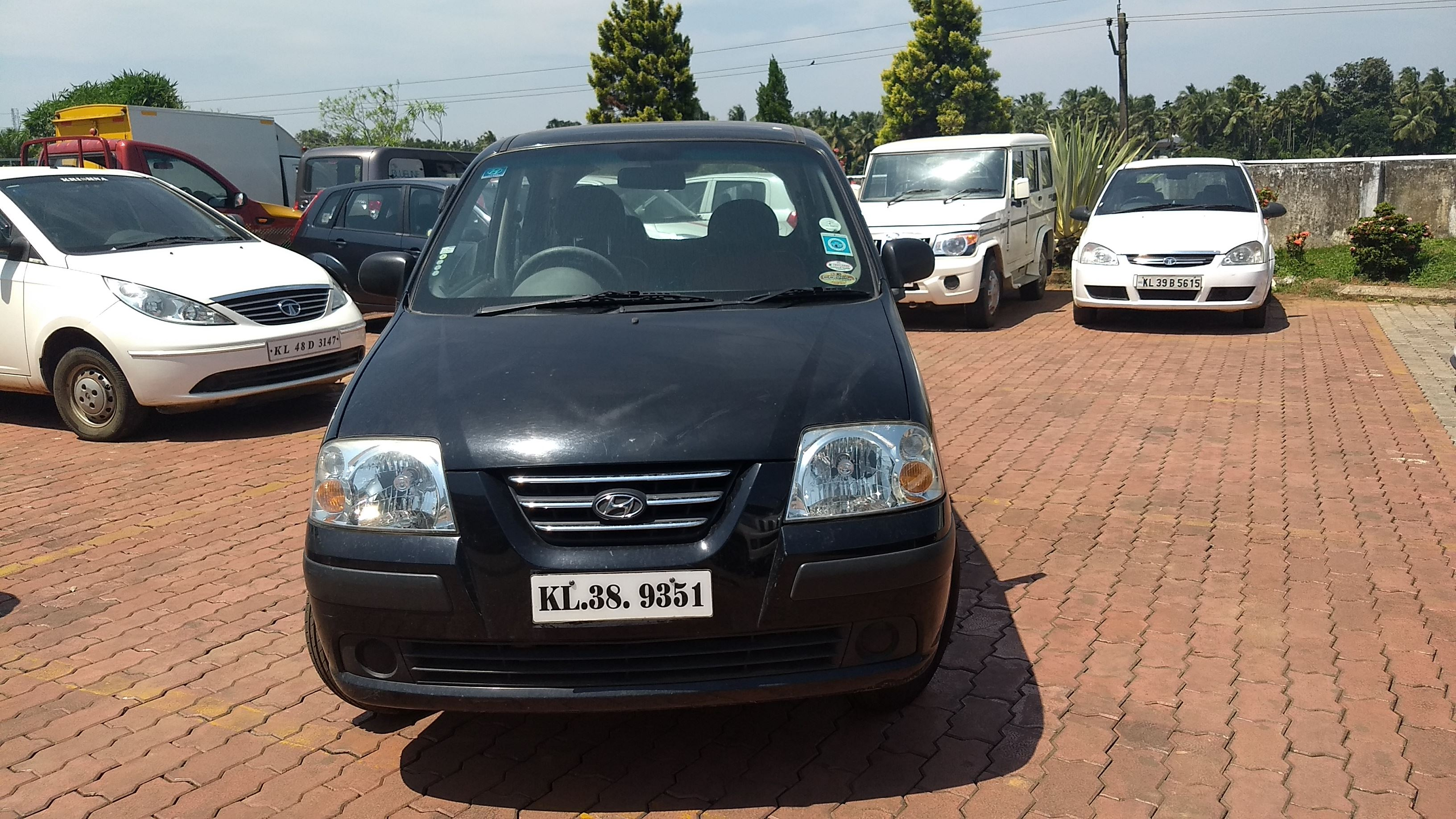 Used Hyundai Cars Second Hand Cars In Thrissur Mahindra First