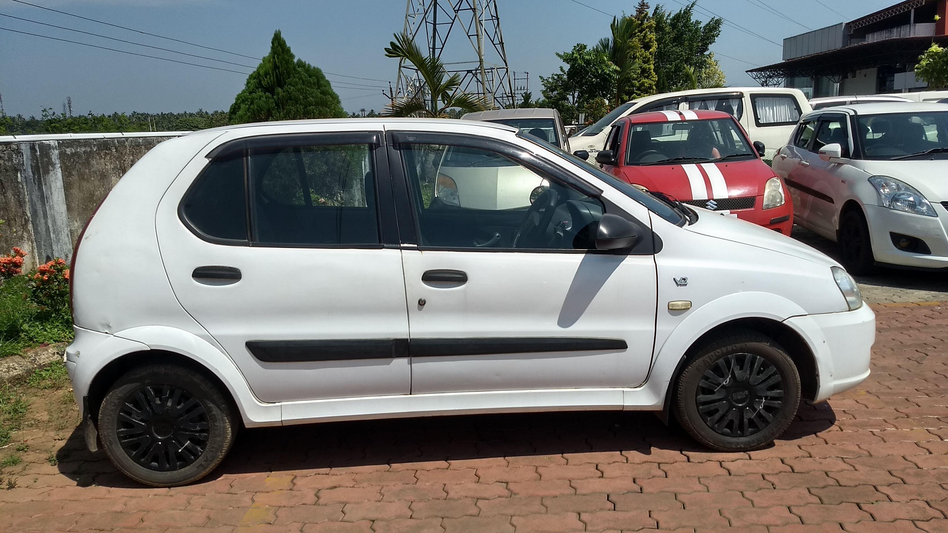 2009 Used Tata Indica V2 DLS BS III