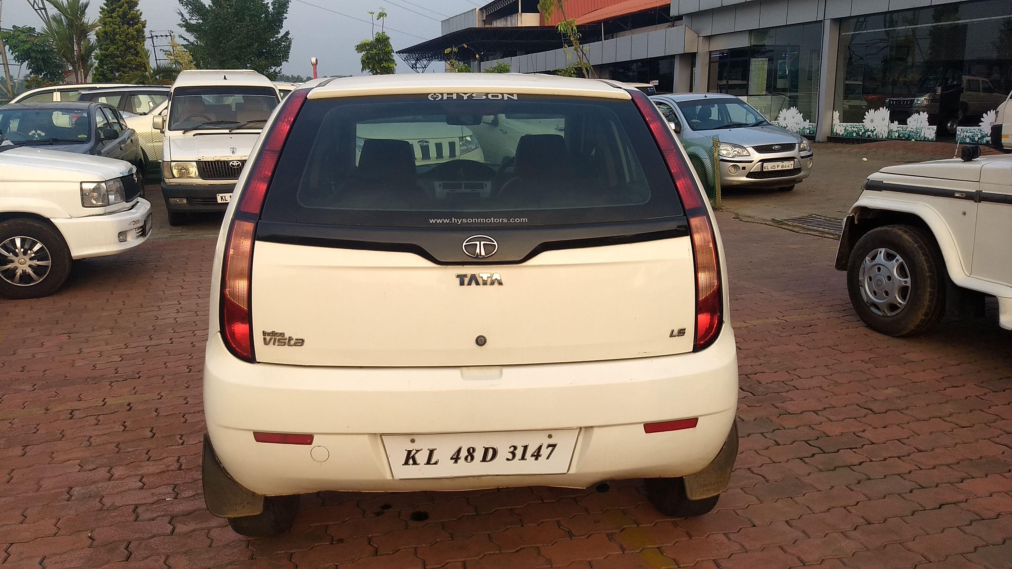 2012 Used Tata Indica Vista LS TDI BS III