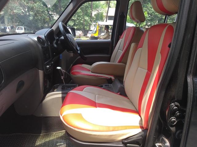 2013 Used Mahindra Scorpio VLX AIRBAG AT BS IV