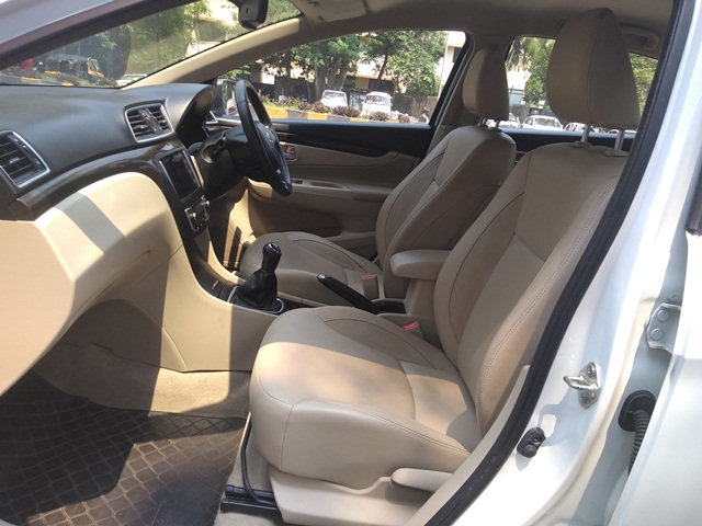 2017 Used Maruti Suzuki Ciaz ZDI PLUS  SHVS