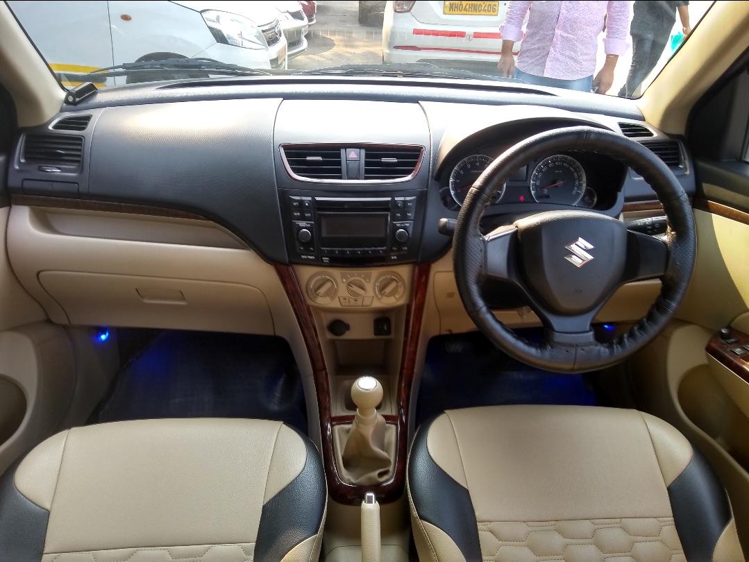 2015 Used Maruti Suzuki Swift Dzire VXI 1.2 BS IV