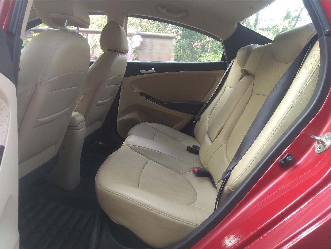 2015 Used Hyundai Verna FLUIDIC 1.6 SX CRDI OPT AT