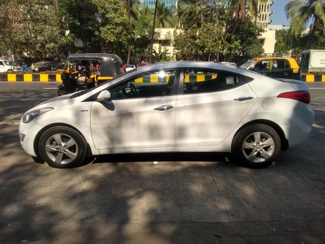 2012 Used Hyundai New Elantra 1.6 SX AT
