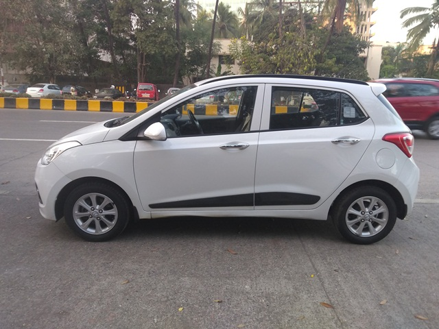 2015 Used Hyundai Grand I10 1.2 KAPPA ASTA AT