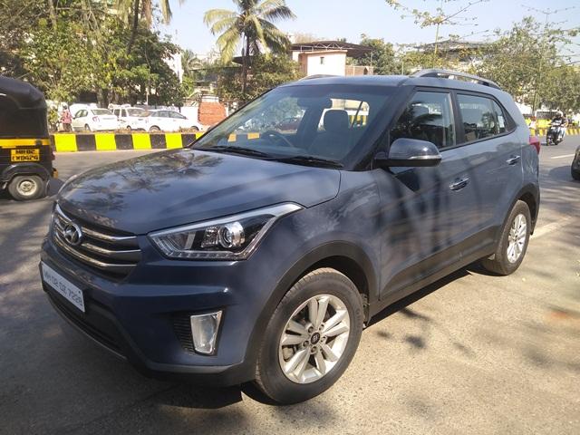 Used Hyundai Creta In Mumbai Mahindra First Choice
