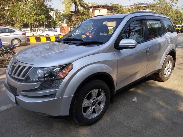 2012 Used Mahindra Xuv500 W8