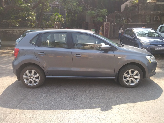 2012 Used Volkswagen Polo HIGHLINE 1.6L PETROL