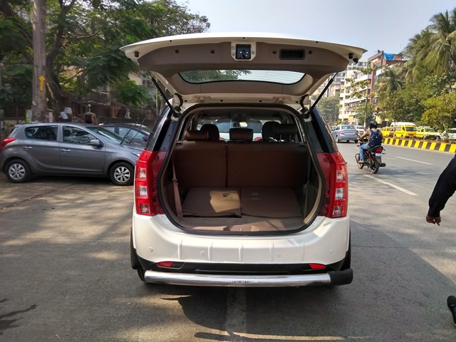 2014 Used Mahindra Xuv500 W6 4X2