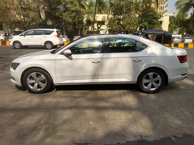 2016 Used SKODA SUPERB STYLE TDI AT