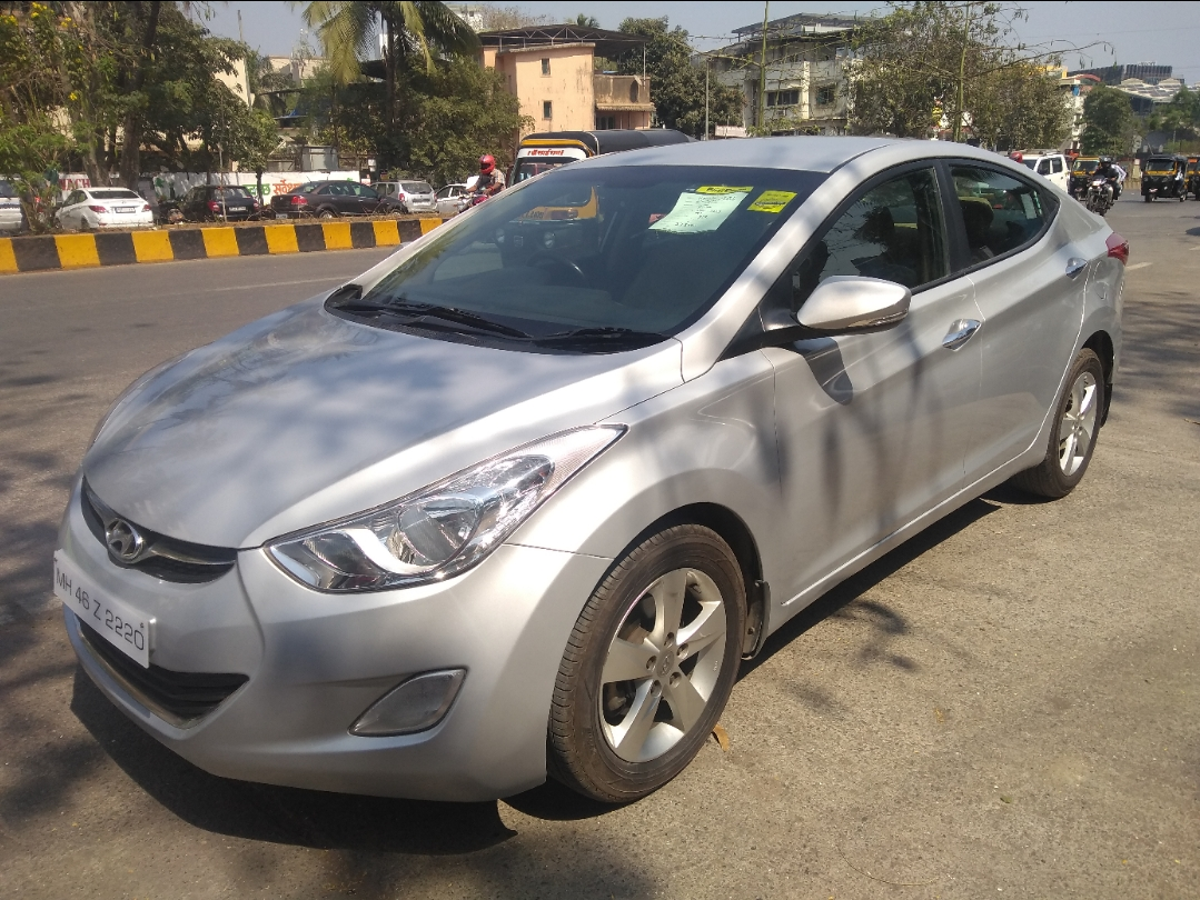 2014 Used HYUNDAI NEW ELANTRA 1.6 SX AT