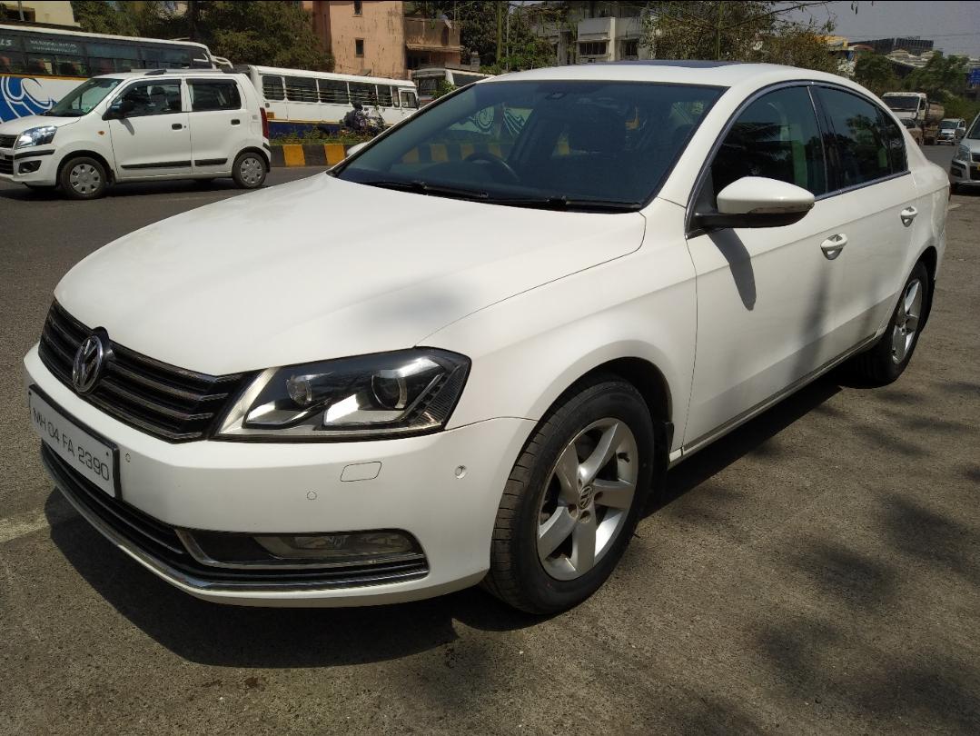 Volkswagen Passat Highline Dsg Mahindra First Choice