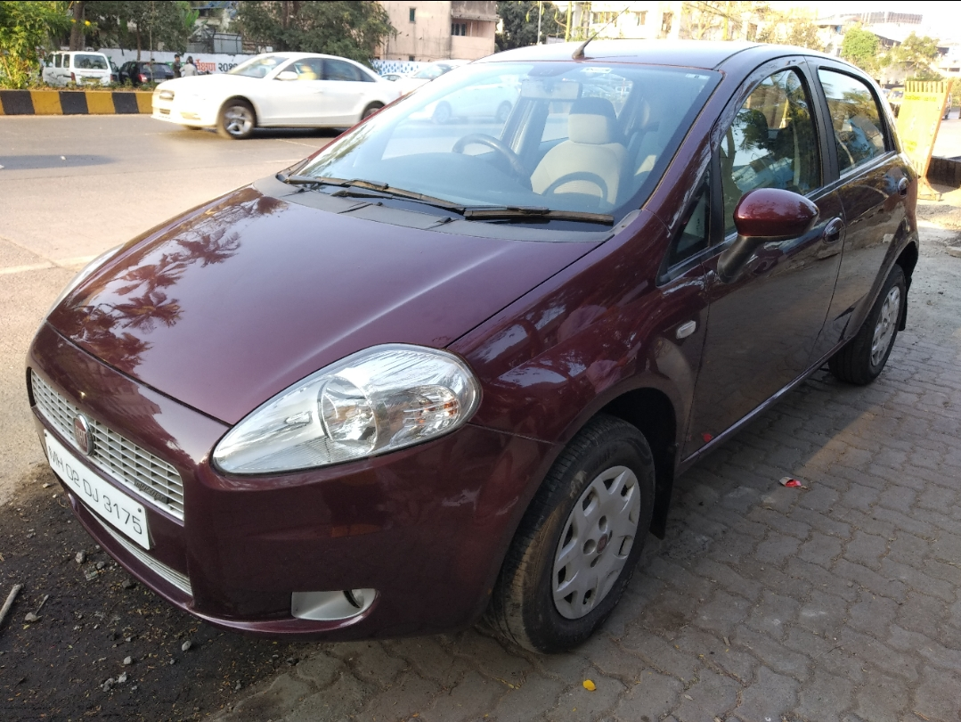 2014 Used FIAT GRAND PUNTO ACTIVE 1.3