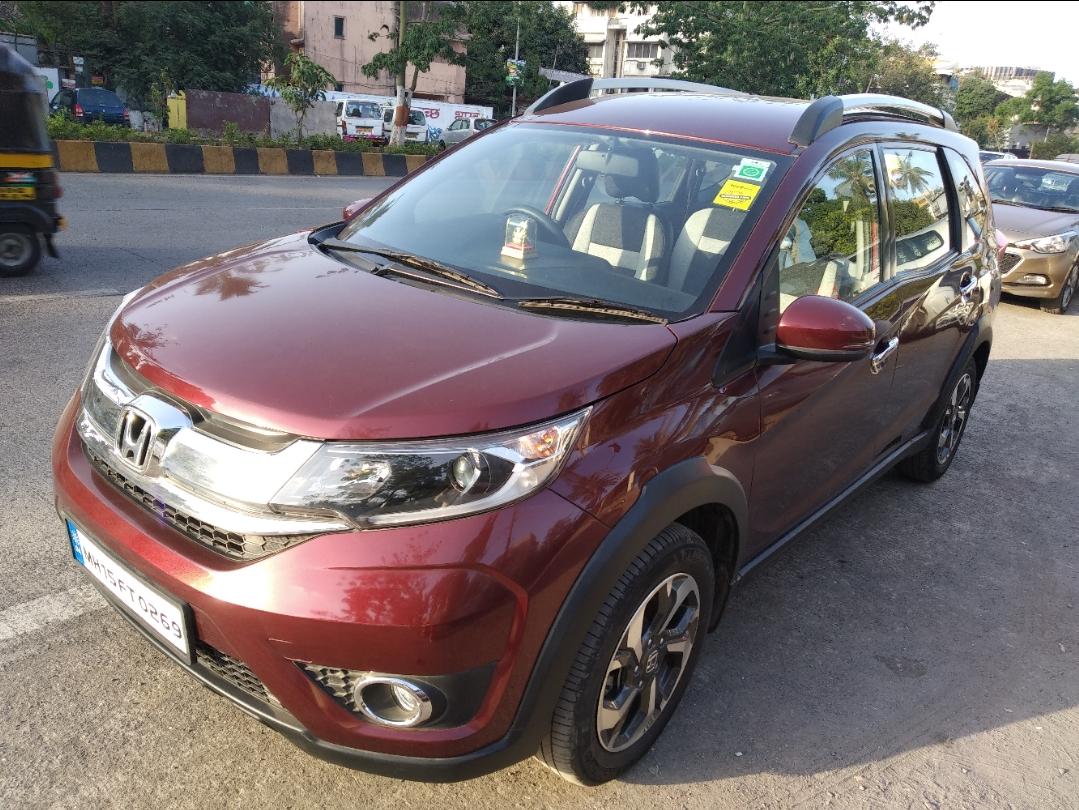 2016 Used Honda Br V V CVT PETROL