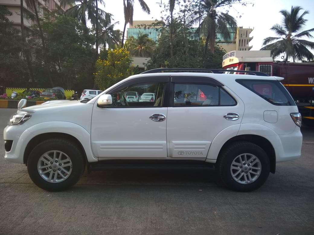 2014 Used TOYOTA FORTUNER 3.0 MT 4X2