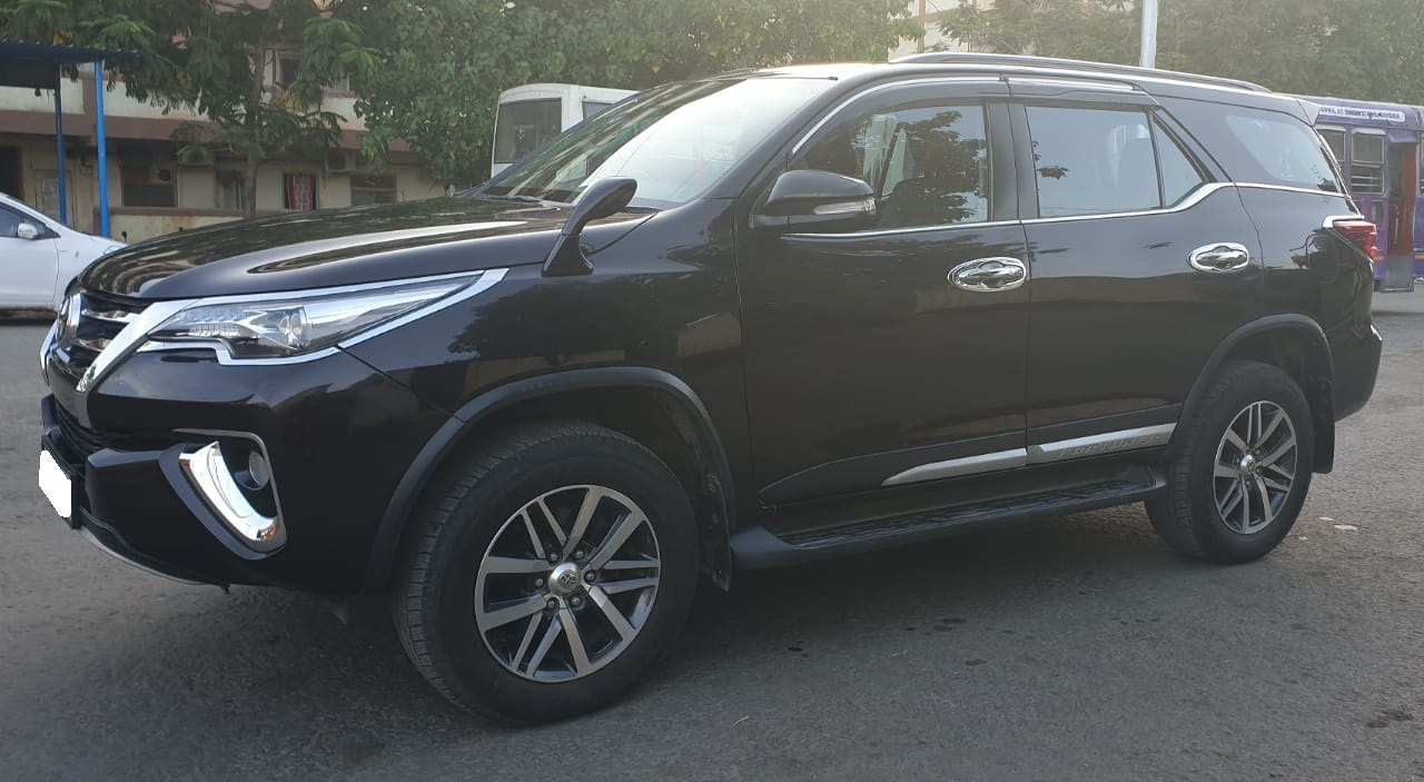 2016 Used Toyota Fortuner 3.0 AT 4X4