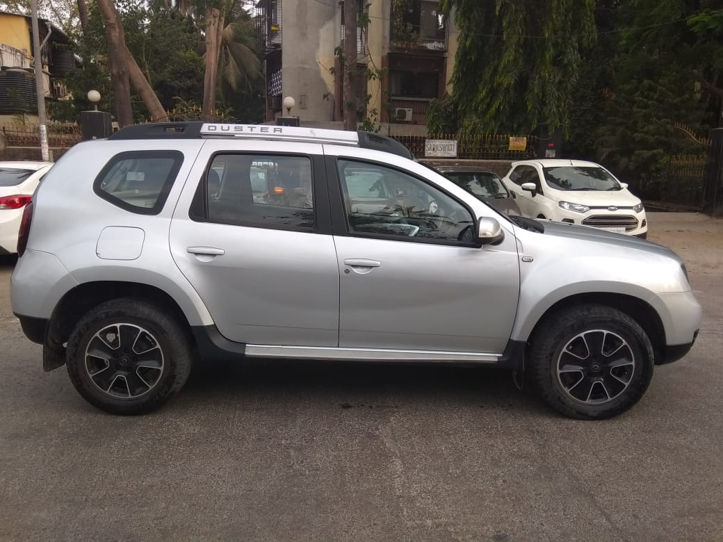 2016 Used RENAULT DUSTER 110 PS RXZ