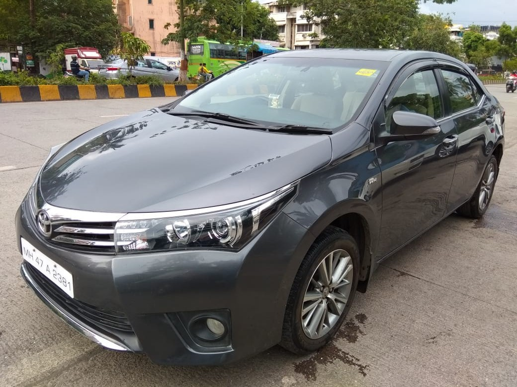 2015 Used TOYOTA COROLLA ALTIS 1.8 VL AT