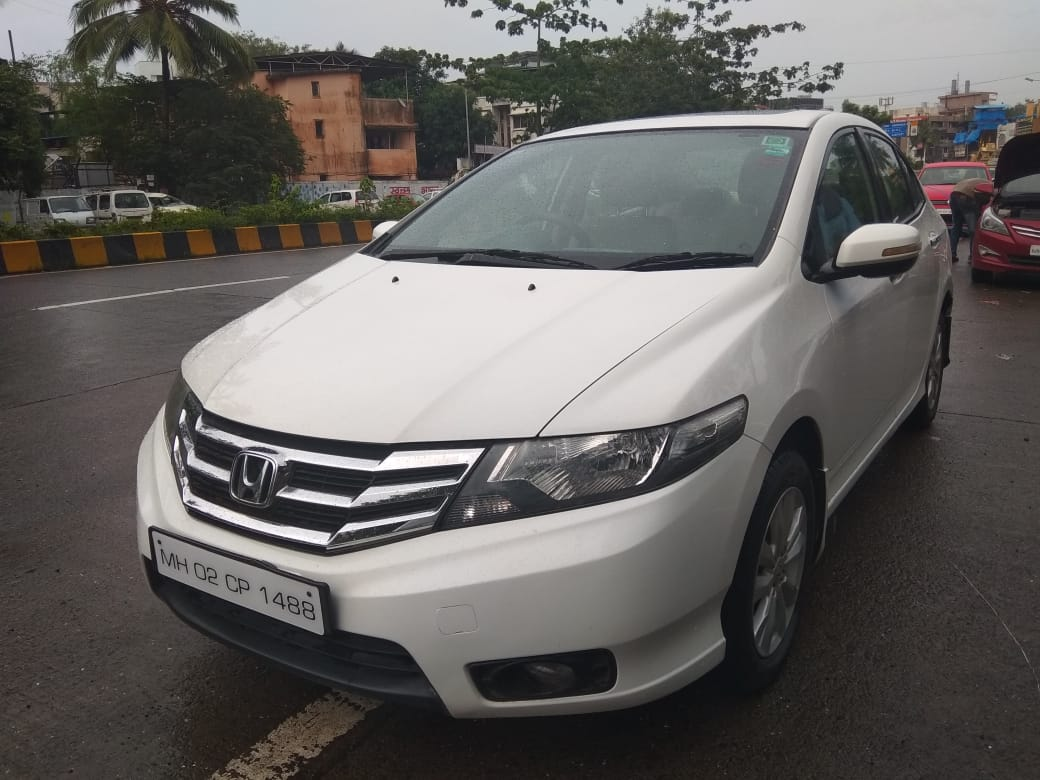 2012 Used HONDA CITY 1.5 V MT SUN ROOF
