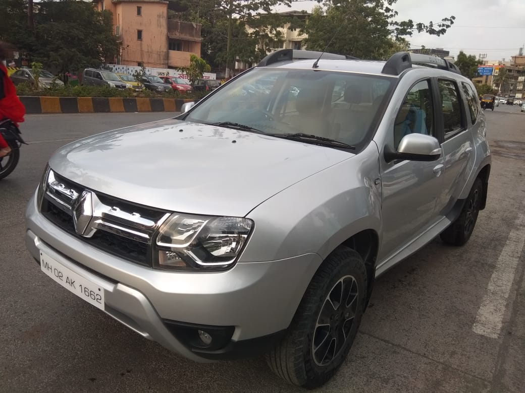 2016 Used RENAULT DUSTER 110PS RxZ AMT