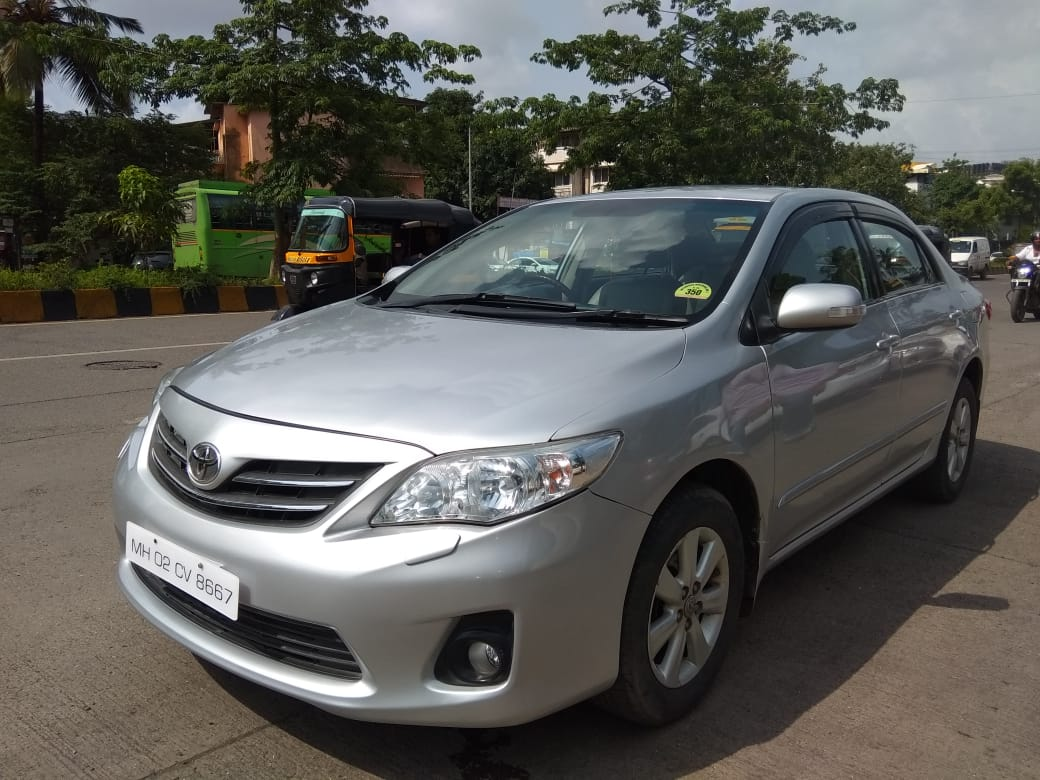 2013 Used TOYOTA COROLLA ALTIS 1.8 VL AT