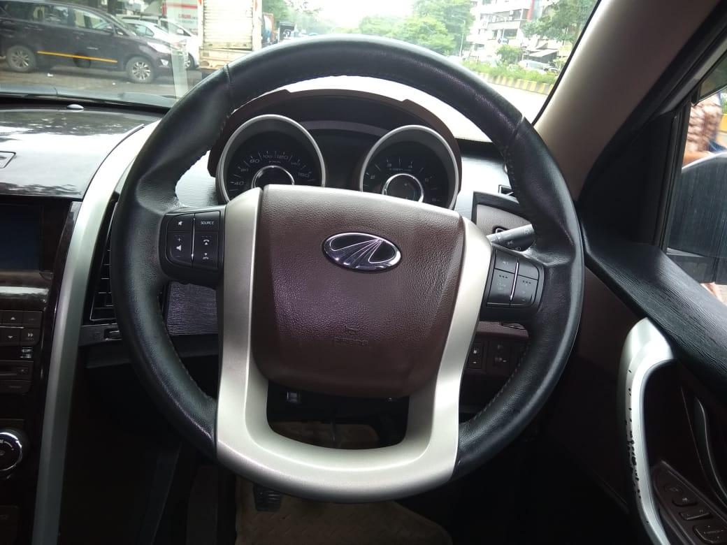 2014 Used MAHINDRA XUV500 W8 AWD