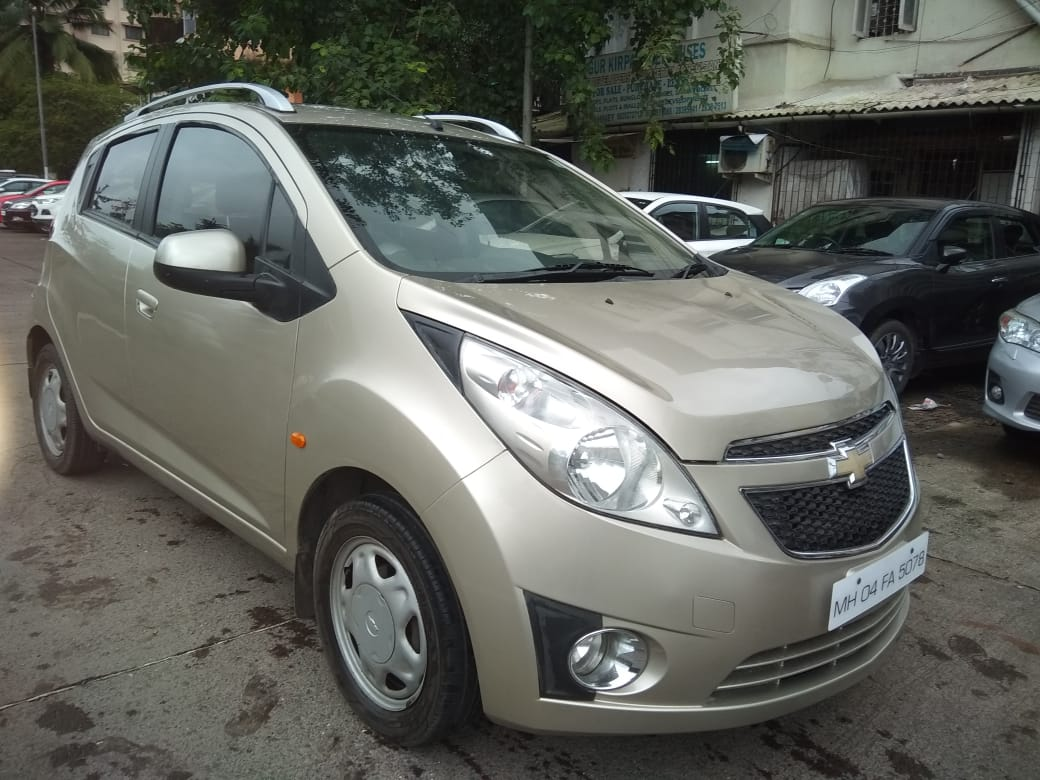 2011 Used CHEVROLET BEAT LT PETROL
