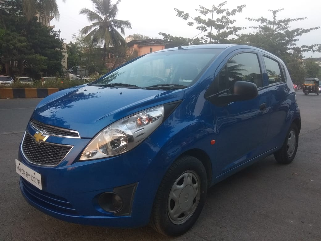 2010 Used CHEVROLET BEAT LS PETROL
