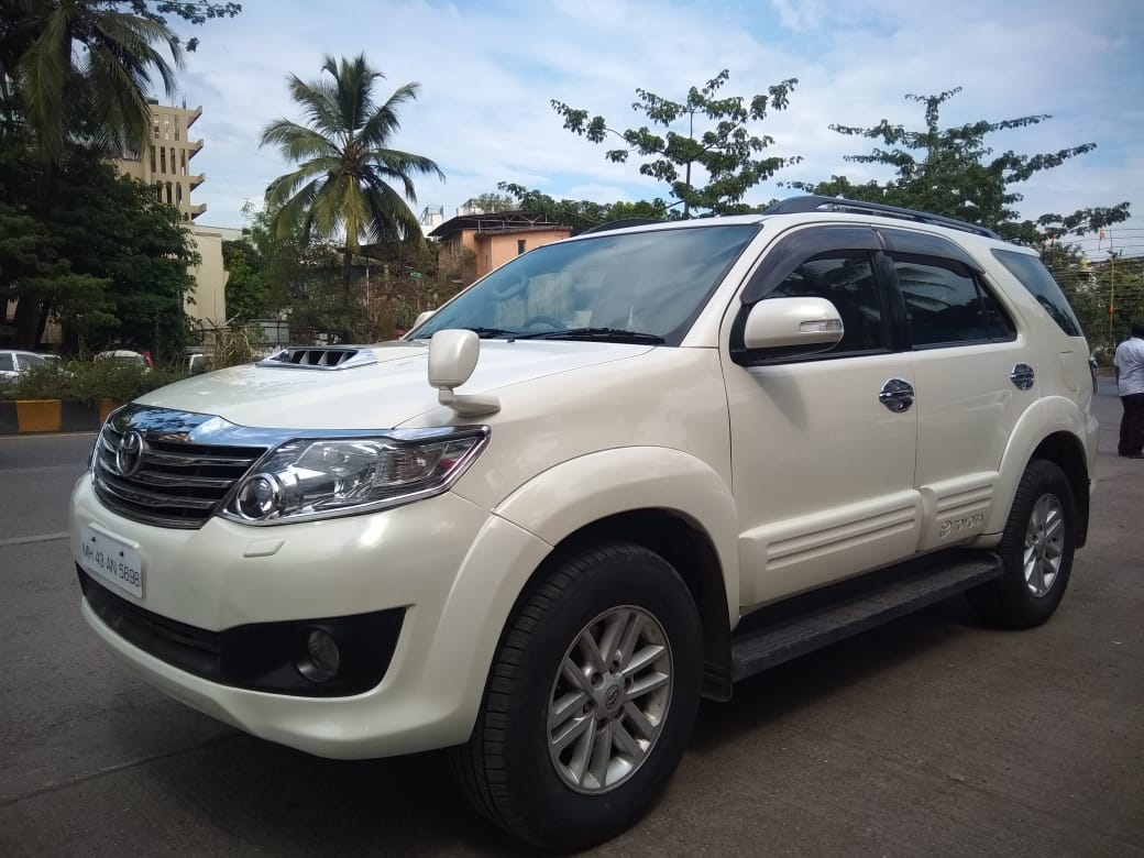 2013 Used TOYOTA FORTUNER 3.0 AT 4X2