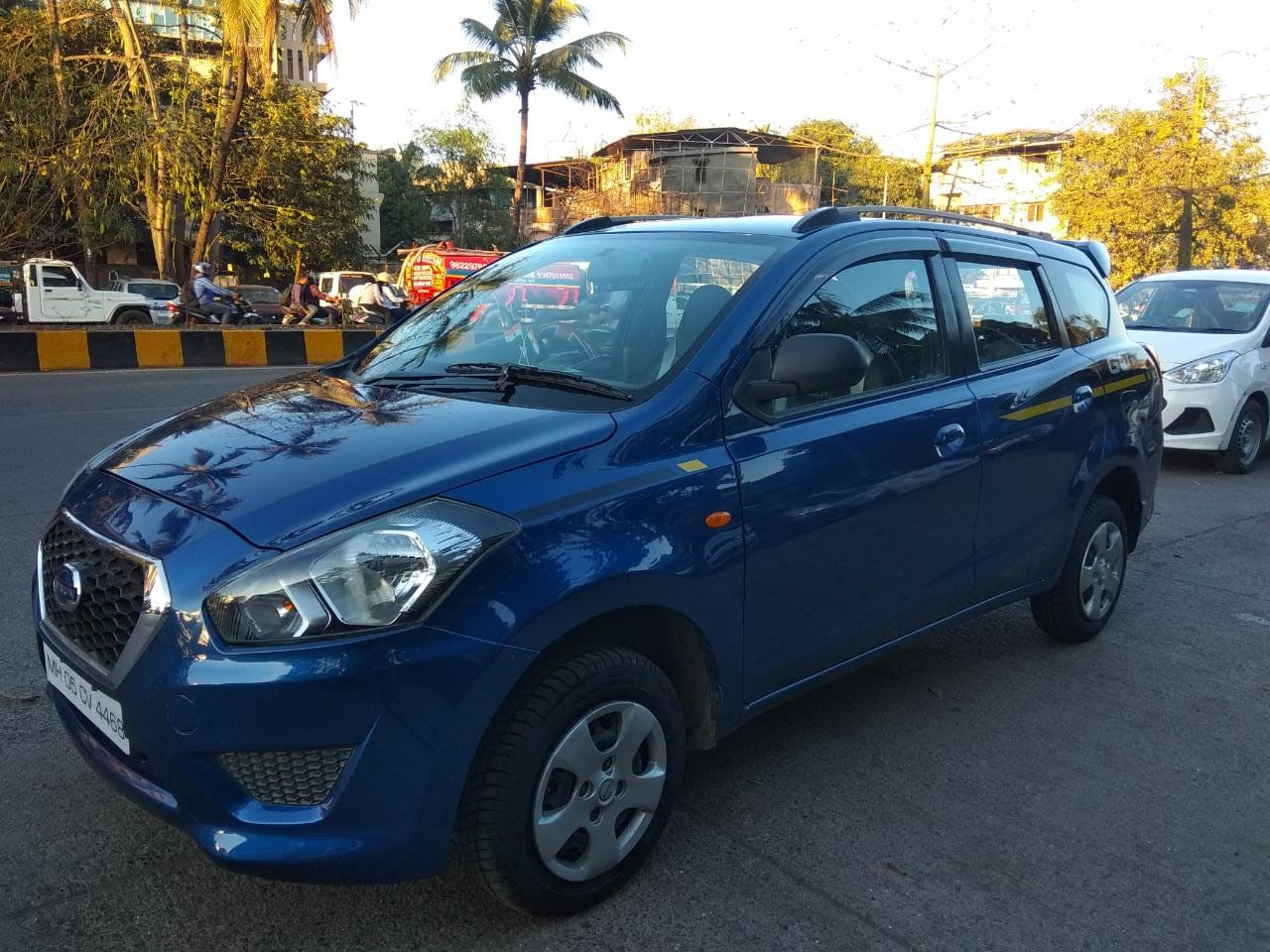 2016 Used Datsun Go Plus STYLE EDITION