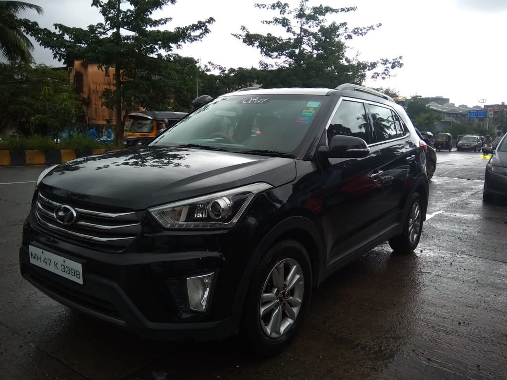 2016 Used HYUNDAI CRETA 1.6 CRDI AT SX PLUS