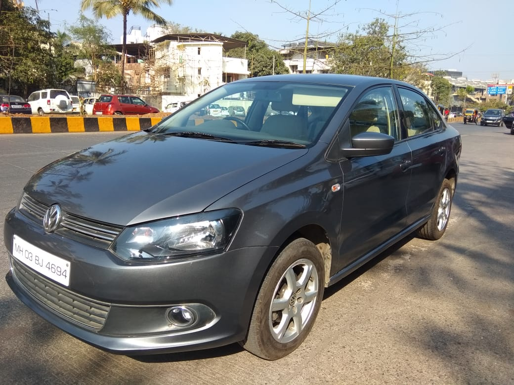 2013 Used VOLKSWAGEN VENTO TSI AT