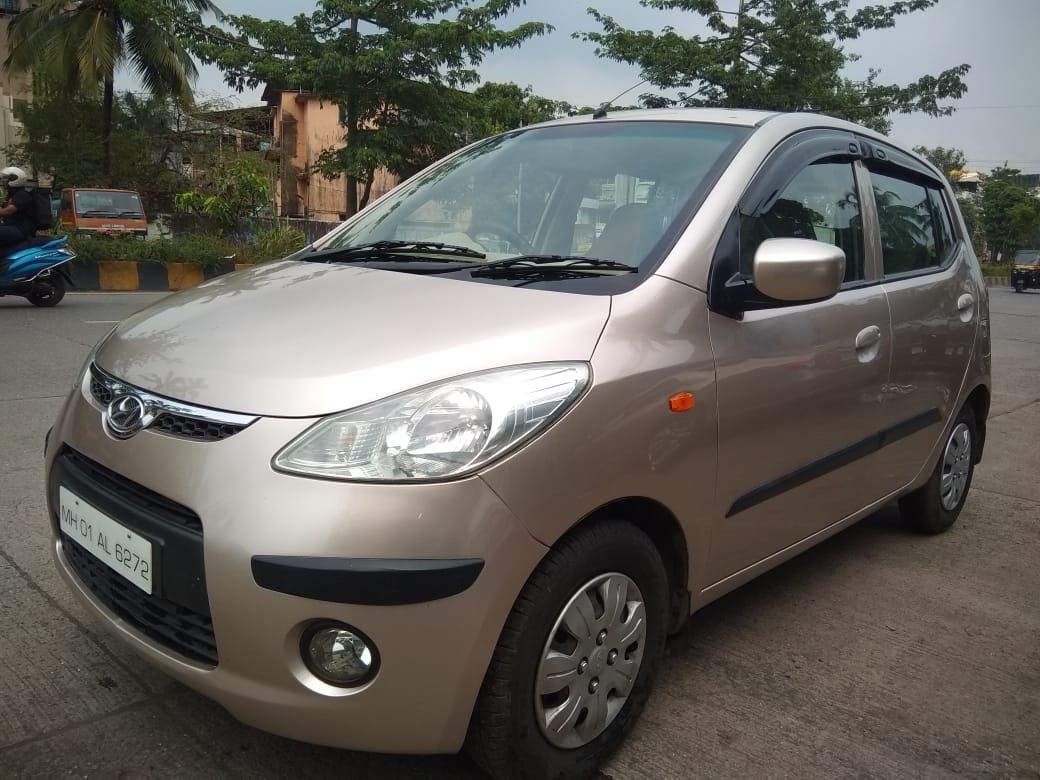 2009 Used Hyundai I10 MAGNA 1.2 AT