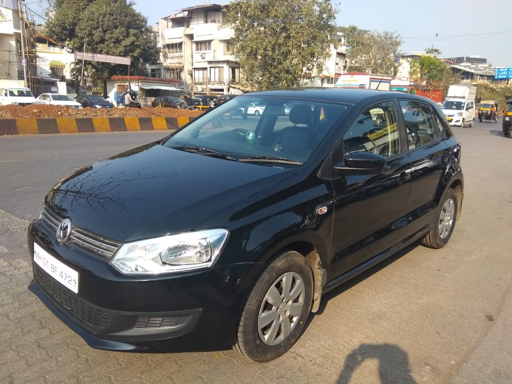 2012 Used VOLKSWAGEN POLO COMFORTLINE 1.2L PETROL