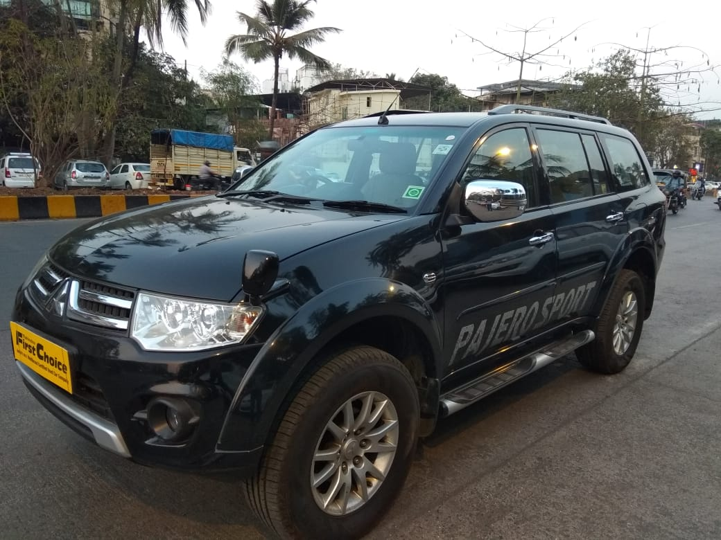 2016 Used Mitsubishi Pajero Sport 4X2 AT