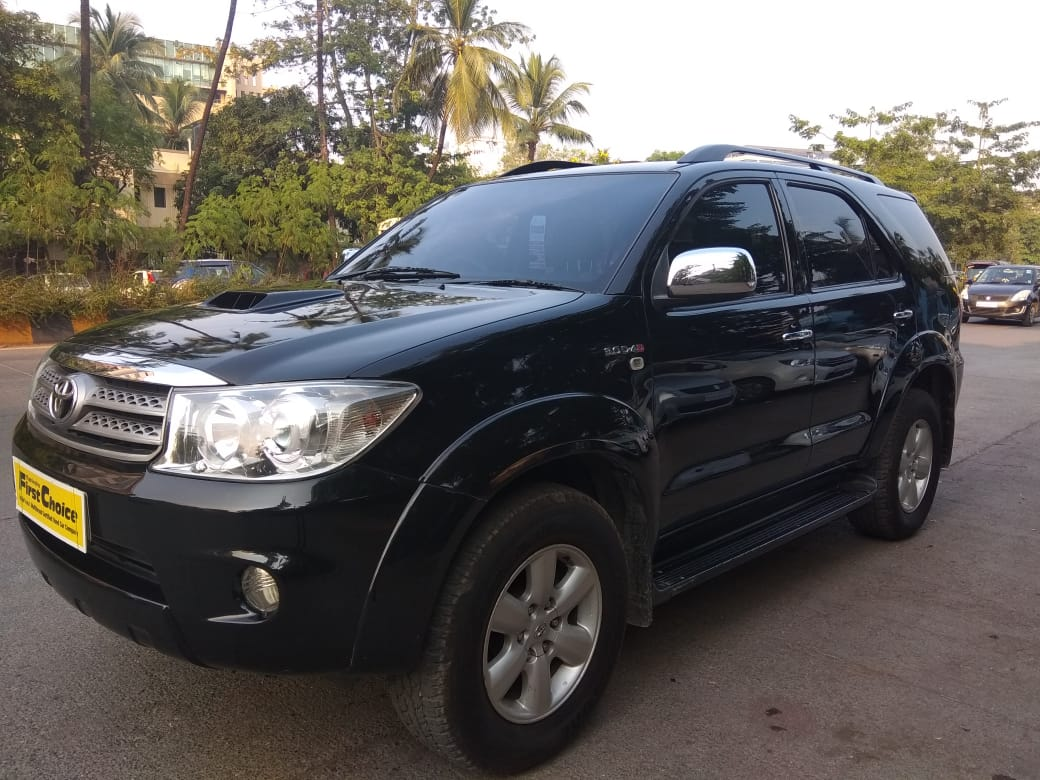 2010 Used TOYOTA FORTUNER 3.0 LIMITED EDITION