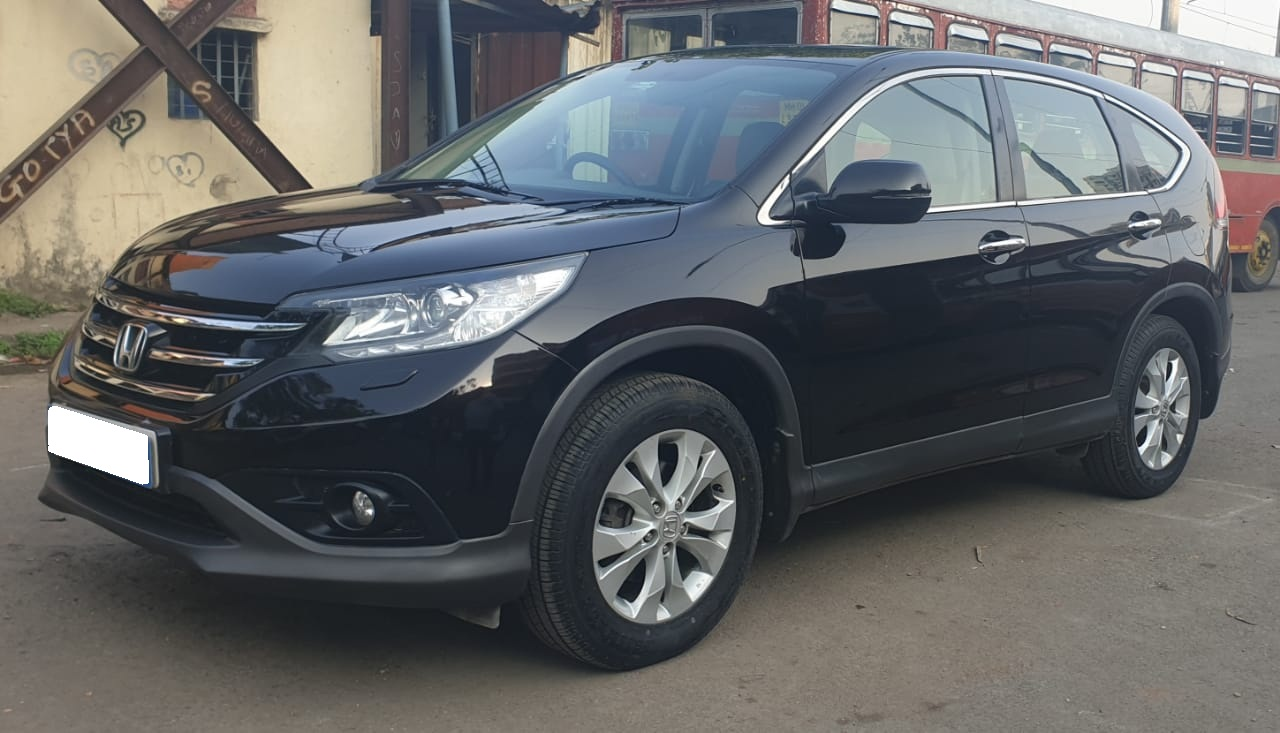 2014 Used HONDA CRV 2.4 AT