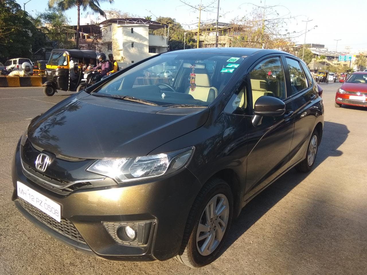 2018 Used HONDA JAZZ 1.2 V I VTEC