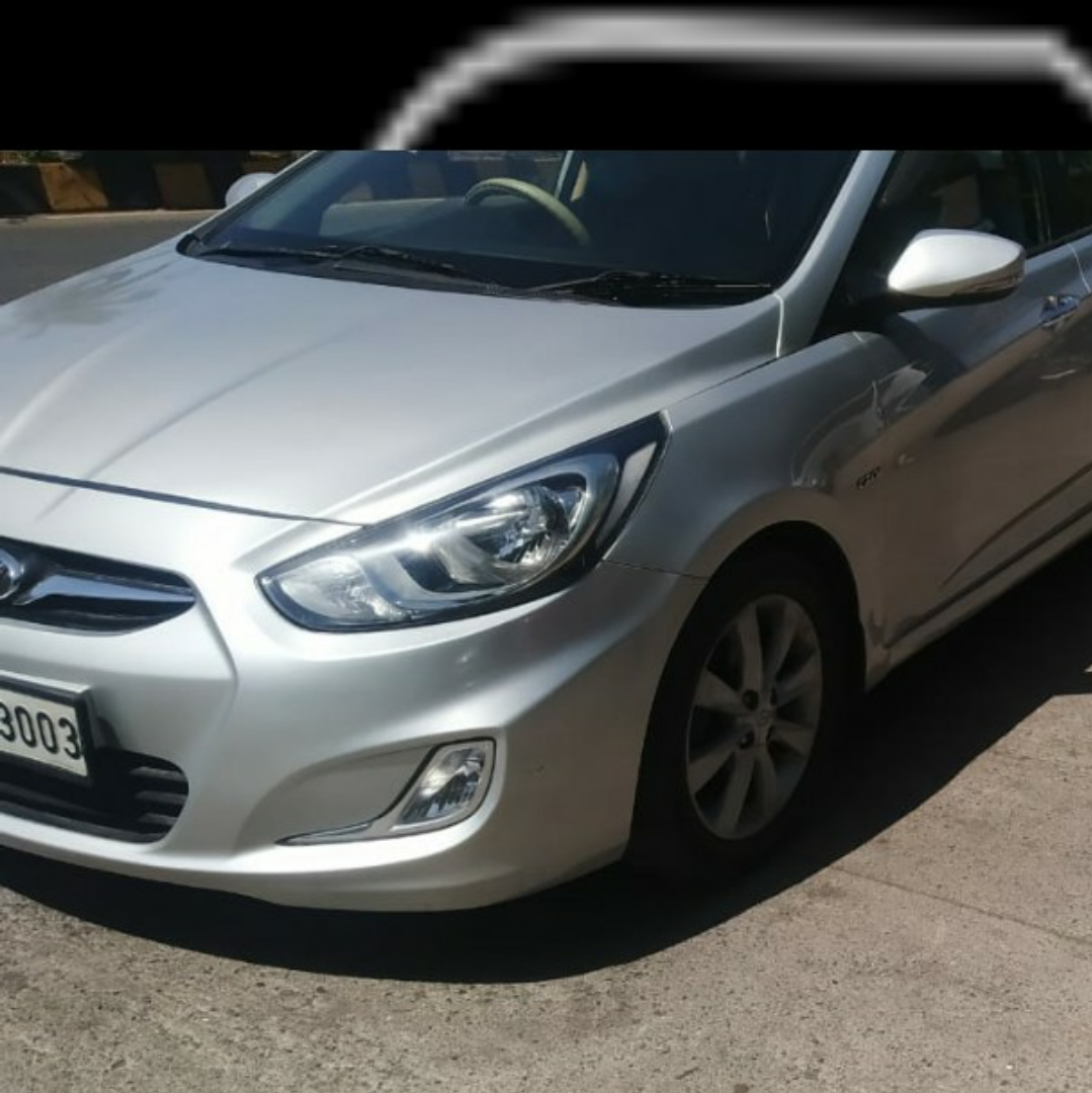 2013 Used HYUNDAI VERNA 1.6 SX CRDI AT