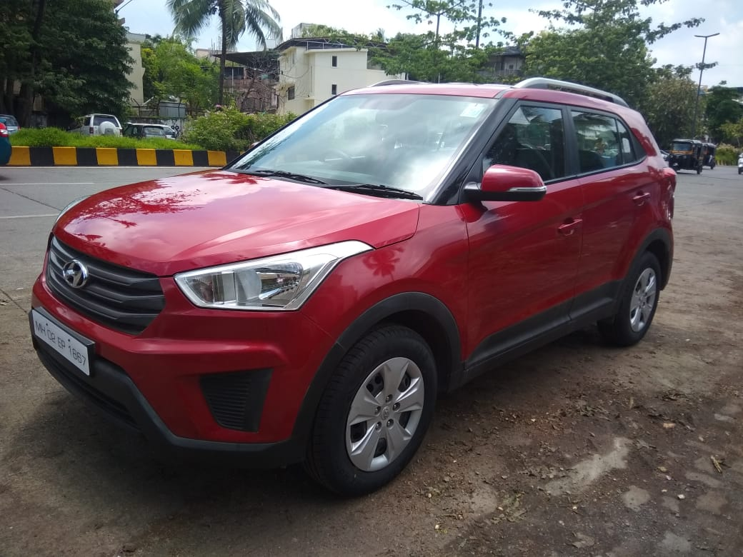 2017 Used HYUNDAI CRETA 1.6E PLUS