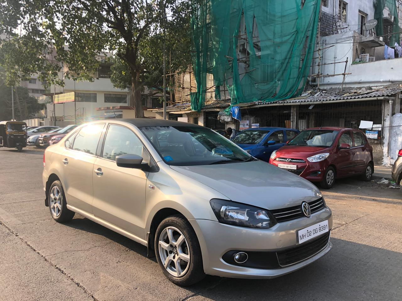 Volkswagen Vento Highline Diesel Mahindra First Choice