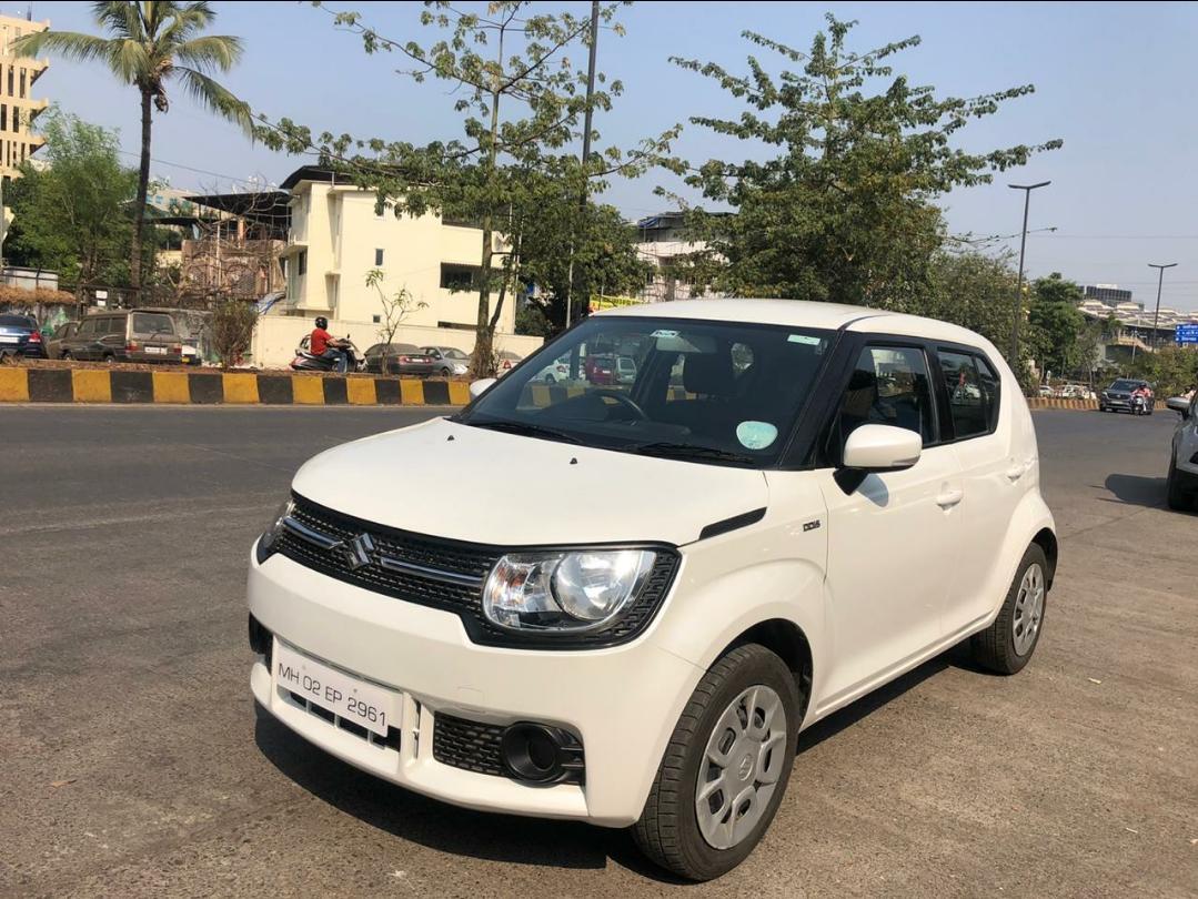 2017 Used Maruti Suzuki Ignis DELTA 1.3 MT